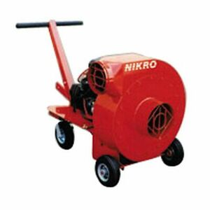 Nikro 5 Deluxe Gasoline Powered Air Duct Cleaning Package 20hpgas