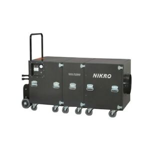 Nikro Ec5000 Air Duct Cleaning System dual Motor