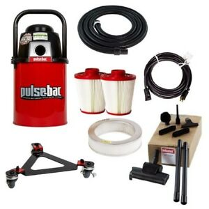 Pulse bac Pb 550h Lift Quick Package Hepa Certified