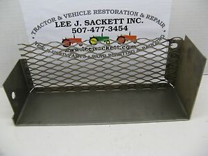 Reproduction John Deere B Tractor Tool Box Ab1565r