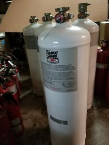 Used Empty 6gallon Cylinders For Range Guard Fire System