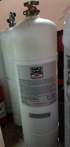 Used Empty 4gallon Cylinders For Range Guard Fire System