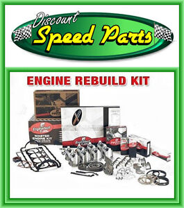 Ford 302 5 0l Engine Rebuild Kit By Enginetech 1983 1984