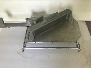 Vintage Tomato Tamer Commercial Tomato Slicer Used Condition