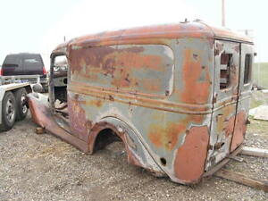 1936 Ford Panel Delivery Body Pickup Truck 1935 Coupe Roadster 1934 1933 1932