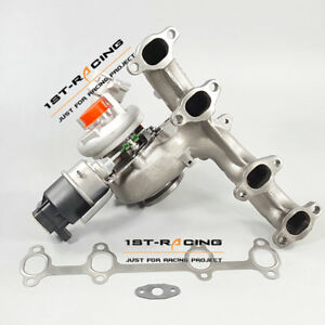 Turbocharger Bv39 031 Electric Actuator For Vw Beetle Golf Jetta 1 9tdi Brm