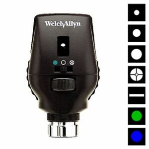 Welch Allyn 3 5v Coaxial Ophthalmoscope Head Only 11720