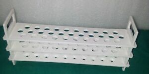 Plastic Test Tube Stand 13 mm 31 hole Pack Of 2pcs