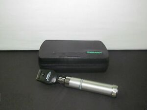 Welch Allyn 3 5v Coaxial Ophthalmoscope Head With Custom Dry Handle 11720