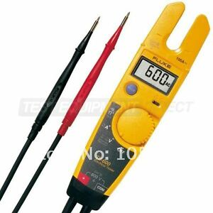 Fluke T5 1000 Continuity Current Electrical Tester Usa Seller