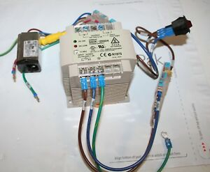 Omron Switching Power Supply S82k 05024 24vdc used