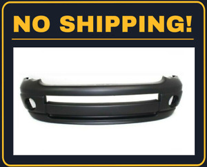 New Front Bumper Cover For Dodge Ram 1500 2500 3500 2002 2005