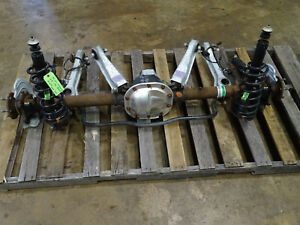 99 00 01 02 03 04 Mustang 8 8 Axle Assembly 3 27 Gear Rearend No Brakes 605
