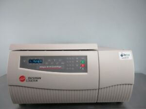 Beckman Allegra X 14 Centrifuge With Warranty See Video