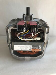Whirlpool Motor 2 Speed Qr Direct Drive For Washer Part Number 389248