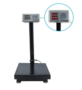 Luggage Weight Scale Heavy Duty Industrial Weighing Postal Shipping Digital
