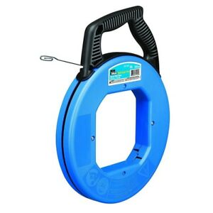 Fish Ideal Tuff Grip Tape 240Ft x 18 x .060 Inch Steel Electrical Cable Pullers