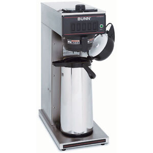 Airpot Coffee Brewer Single Head Pour Over