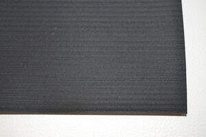 Premier Non Perforated Black Headliner Vinyl Material By The Yard Top Quality