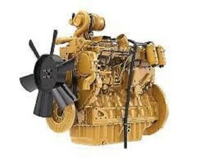 New Cat C7 1 Diesel Engine 225hp All Complete And Run Tested