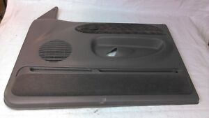 1998 2001 Dodge Ram 1500 2500 3500 Passenger Right Door Trim Panel Mist Grey