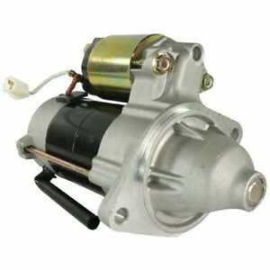 Starter Plgr 18418 Compatible With Kubota B21 B21 6a100 31150