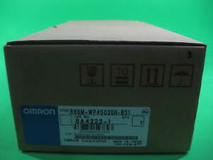 Omron Servo Motor R88m wp40030h bs1 New