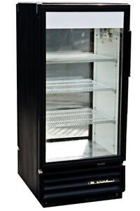 True Gdm 10 Double Sided Glass Door Refrigerator