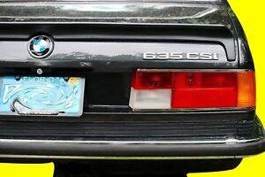 Fits Bmw E24 Spoiler Rear