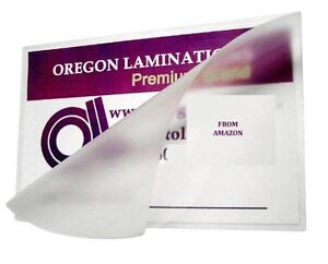 5 Mil Legal Hot Laminating Pouches Qty 100 Glossy 9 X 14 1 2 Thermal Lamination