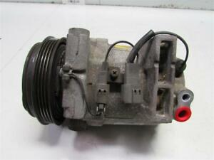 1998 1999 2000 Subaru Outback Impreza Ac Air Compressor Pump Clutch 73111fa133