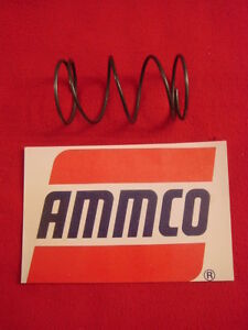 Used Genuine Ammco Brake Lathe Centering Cone Spring 3110 Made In Usa