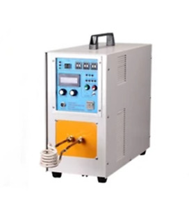 High Frequency Induction Heater Furnace Stainless Steel Heating Machine