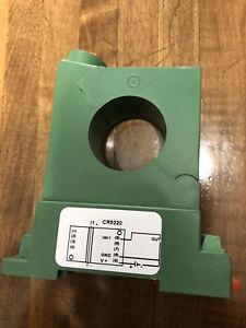 Cr Magnetics Cr5220s 150 Split Core Current Transducer With Single Element