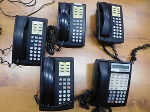 Avaya Partner 18d Phone For Lucent Acs Telephone System Base And 4 Phones