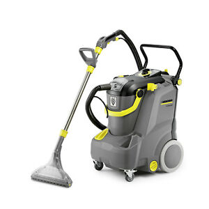 New Karcher Carpet Extractor Cleaner Shampoo Cleaning 8 Gal Oz Quiet Ergonomic