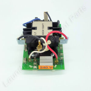 New Oem 137079 882258 American Dryer 230v Spst Contactor A s Board Obsolete