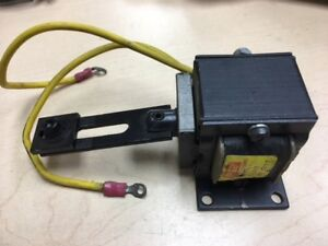Decco Horizontal Pull Teen Series 48vdc Solenoid Coil 9 1747 Int Duty Used
