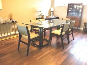 Mid Century Modern Rosewood Dining Chairs Erik Buch Set Of 6 Fresh Frm Estate