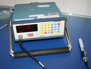 Panametrics Magna mike 8000 Hall Effect Thickness Gage Probe No Foot Switch