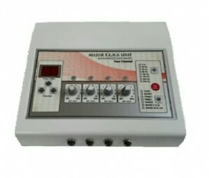 Electrotherapy Physiotherapy Pain Therapy 4 Channel Tens Unit
