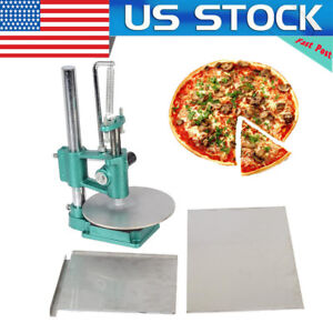 7 8inch Household Pizza Dough Pastry Manual Press Machine Pasta Maker