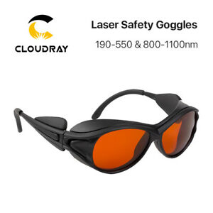 Ir Infrared Fiber Laser Safety Protective Goggles Glasses T 3g For Yag Cutter