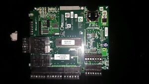 Keri Systems Pxl 500p Access Control Board With Sb 593 Satellite