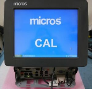 Micros Pcws 2010 Workstation Pos System
