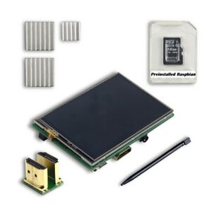 Uctronics 3 5 inch Tft Lcd Touch Screen W Pen Sd Card For Raspberry Pi