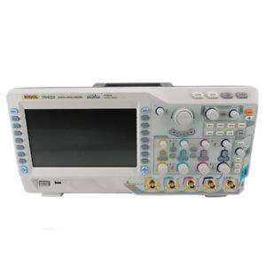 Rigol Ds4024 Digital Oscilloscope 4 Channels 200mhz Bandwidth 4gsa s Real time