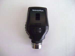 Welch Allyn 3 5v Standard Ophthalmoscope Head 11710 With Original Handle New