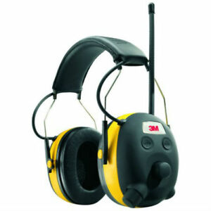 Worktunes Hearing Protector Earmuff With Am fm Digital Radio Work Headphones