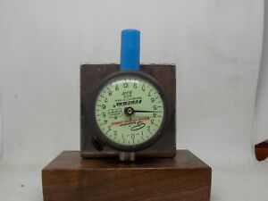 Federal Dial Indicator B3q 0005 Mounted On Square Block a 46a tbd
